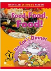 Macmillan Children's Readers: Food, food, food! - Ниво 1