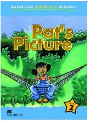 Macmillan Children's Readers: Pat's picture - Ниво 2
