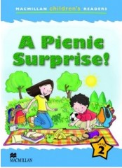 Macmillan Children's Readers: Picnic surprise! - Ниво 2