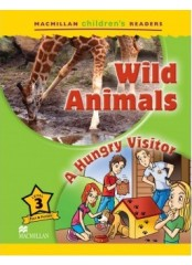 Macmillan Children's Readers: Wild animals - Ниво 3