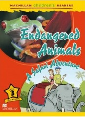 Macmillan Children's Readers: Endangered animals - Ниво 3