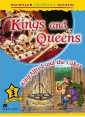 Macmillan Children's Readers: Kings and Queens - Ниво 3