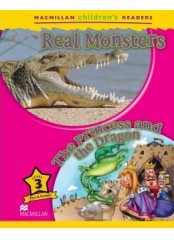 Macmillan Children's Readers: Real monsters - Ниво 3