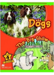 Macmillan Children's Readers: Dogs - Ниво 4
