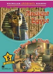 Macmillan Children's Readers: Ancient Egypt - Ниво 5