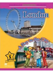 Macmillan Children's Readers: London - Ниво 5