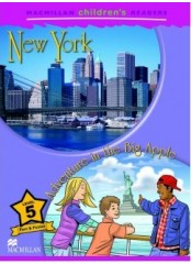 Macmillan Children's Readers: New York - Ниво 5