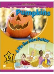 Macmillan Children's Readers: Pumpkins - Ниво 5