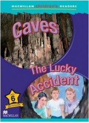 Macmillan Children's Readers: Caves - Ниво 6