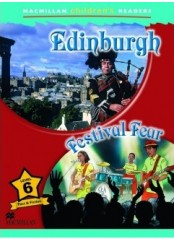 Macmillan Children's Readers: Edinburgh - Ниво 6