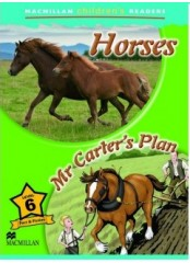Macmillan Children's Readers: Horses - Ниво 6
