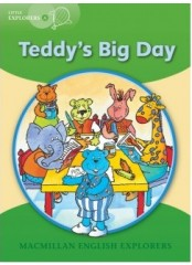 English Explorers Readers, Little Explorers A: Teddy's Big Day