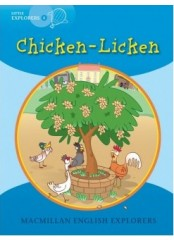 English Explorers Readers, Little Explorers B: Chicken-Licken