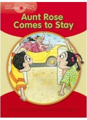 English Explorers Readers, Young Explorers 1: Aunt Rose Comes to Stay
