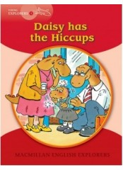 English Explorers Readers, Young Explorers 1: Daisy has the Hiccups