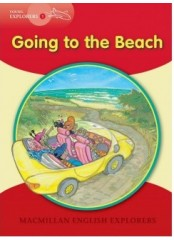English Explorers Readers, Young Explorers 1: Going to the Beach