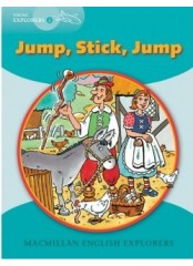 English Explorers Readers, Young Explorers 2: Jump, Stick, Jump