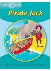 English Explorers Readers, Young Explorers 2: Pirate Jack