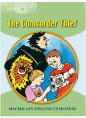English Explorers Readers, Young Explorers 3: Camcorder Thief