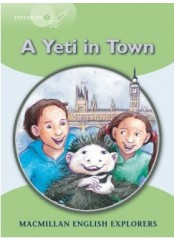 English Explorers Readers, Young Explorers 3: Yeti in Town