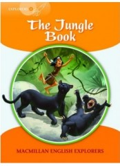 English Explorers Readers, Level 4: Jungle Book