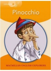 English Explorers Readers, Level 4: Pinocchio