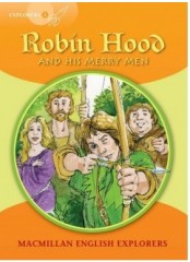 English Explorers Readers, Level 4: Robin Hood