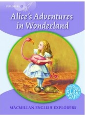 English Explorers Readers, Level 5: Alice's Adventures in Wonderland