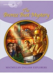English Explorers Readers, Level 5: Bronze Bust mystery