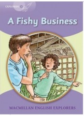 English Explorers Readers, Level 5: Fishy Business