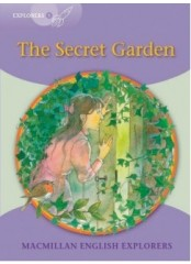 English Explorers Readers, Level 5: Secret Garden