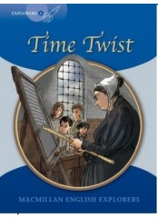 English Explorers Readers, Level 6: Time Twist