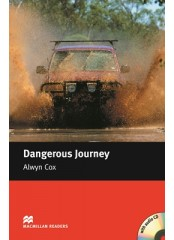 Macmillan Readers: Dangerous Journey + CD - Level Begginer