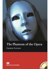 Macmillan Readers: The Phantom of the Opera + CD - Level Begginer