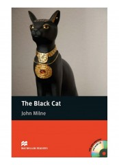 Macmillan Readers: The Black Cat + CD - Elementary