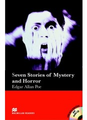 Macmillan Readers: Seven Stories of Mystery and Horror + CD - Elementary