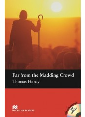 Macmillan Readers: Far from the Madding Crowd + CD- Pre-Intermediate