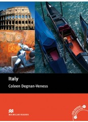 Macmillan Readers: Italy - Pre-Intermediate