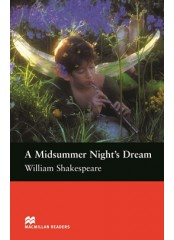 Macmillan Readers: Midsummer Night's Dream - Pre-Intermediate