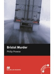 Macmillan Readers: Bristol Murder - Intermediate