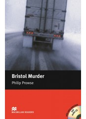 Macmillan Readers: Bristol Murder + CD - Intermediate