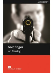 Macmillan Readers: Goldfinger - Intermediate