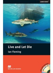 Macmillan Readers: Live and Let Die + CD - Intermediate