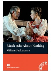 Macmillan Readers: Much Ado About Nothing - Intermediate