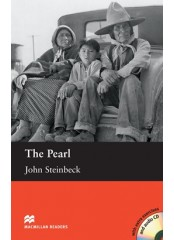 Macmillan Readers: The Pearl + CD - Intermediate