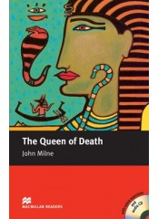 Macmillan Readers: The Queen of Death + CD - Intermediate