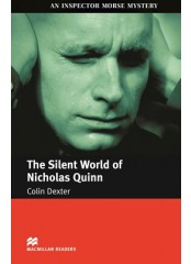 Macmillan Readers: The Silent World of Nicholas Quinn - Intermediate