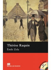 Macmillan Readers: Therese Raquin + CD - Intermediate
