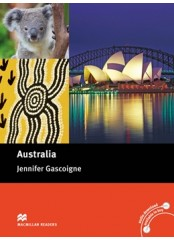 Macmillan Readers: Australia - Upper-Intermediate