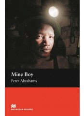 Macmillan Readers: Mine Boy - Upper-Intermediate
